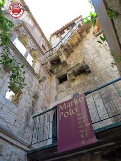 Korcula, Casa Marco Polo - Croacia