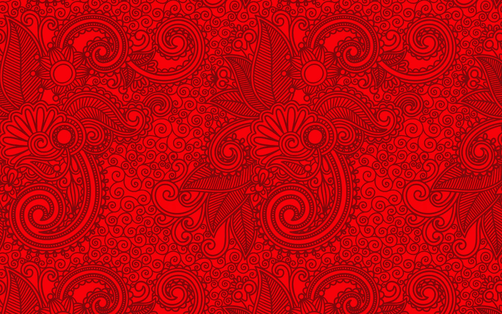 Kumpulan Desain Background Nuansa Batik Bunga Super keren