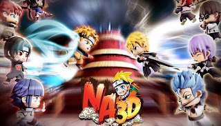 ดาวน์โหลดเกม 3D นารูโตะ game-naruto-3d-apk