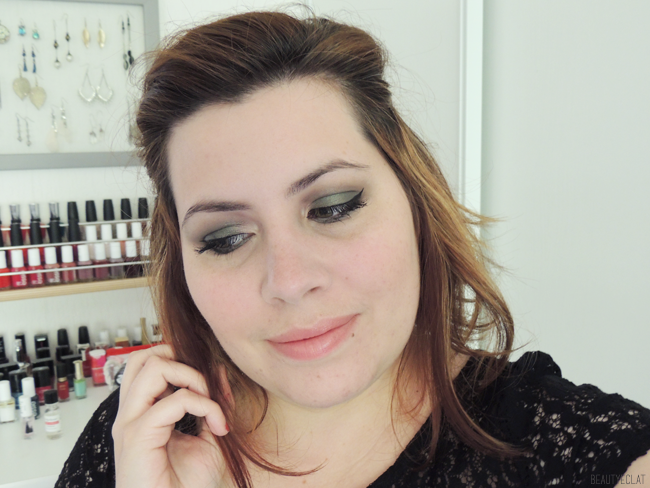 Tutoriel maquillage smoky facile
