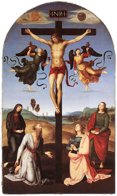 Pasqua 10 opere darte pi celebri della pittura dedicate alla Crocifissione