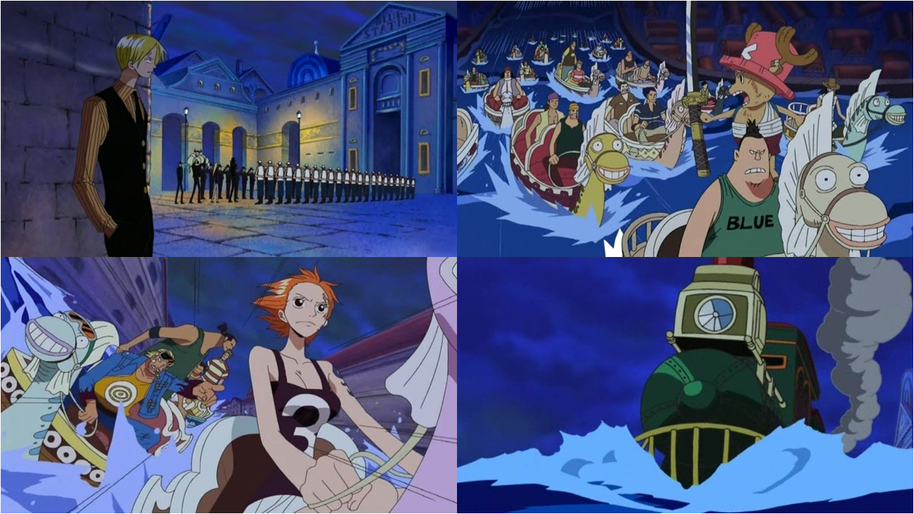 One Piece Episode 517 English Dubbed Funimation Gastronomia