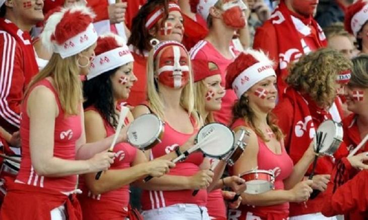دانمارک شادترین کشور روی زمین