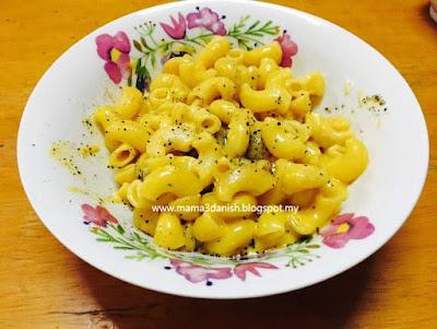 San Remo Macaroni Cheese