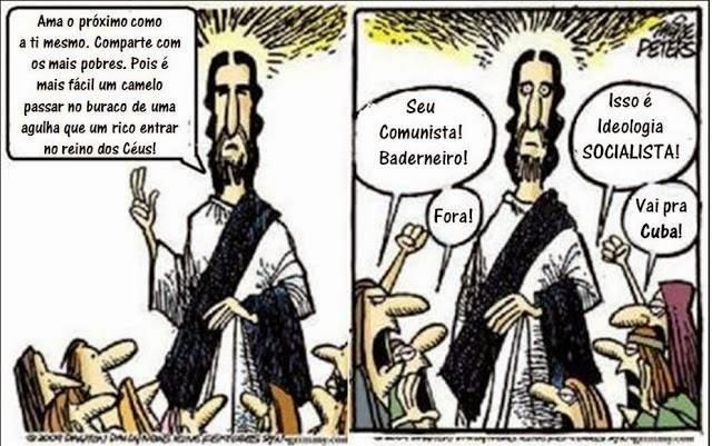 Resultado de imagem para Cristo e os coxinhas