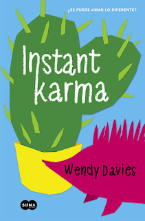Portada Instant Karma
