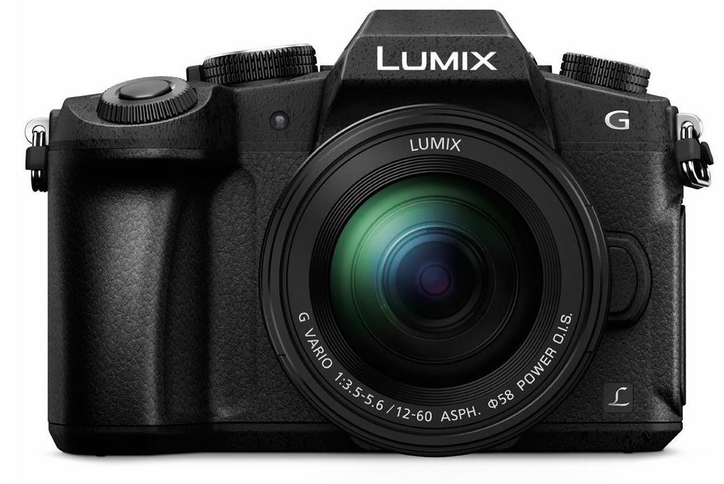 Камера Panasonic Lumux G80/G81/G85