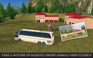 Angry Animals Zoo Park SIM 17 Apk v1.1 (Mod Money)