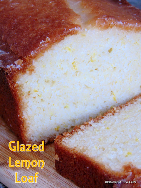 Glazed Lemon Loaf