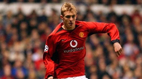 Darren Fletcher, đội trưởng West Brom đã từng là cầu thủ của Man Utd.