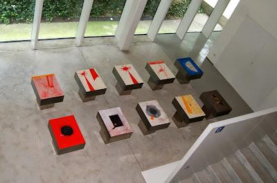 Can Framis, museu de pintura contemporània per Teresa Grau Ros