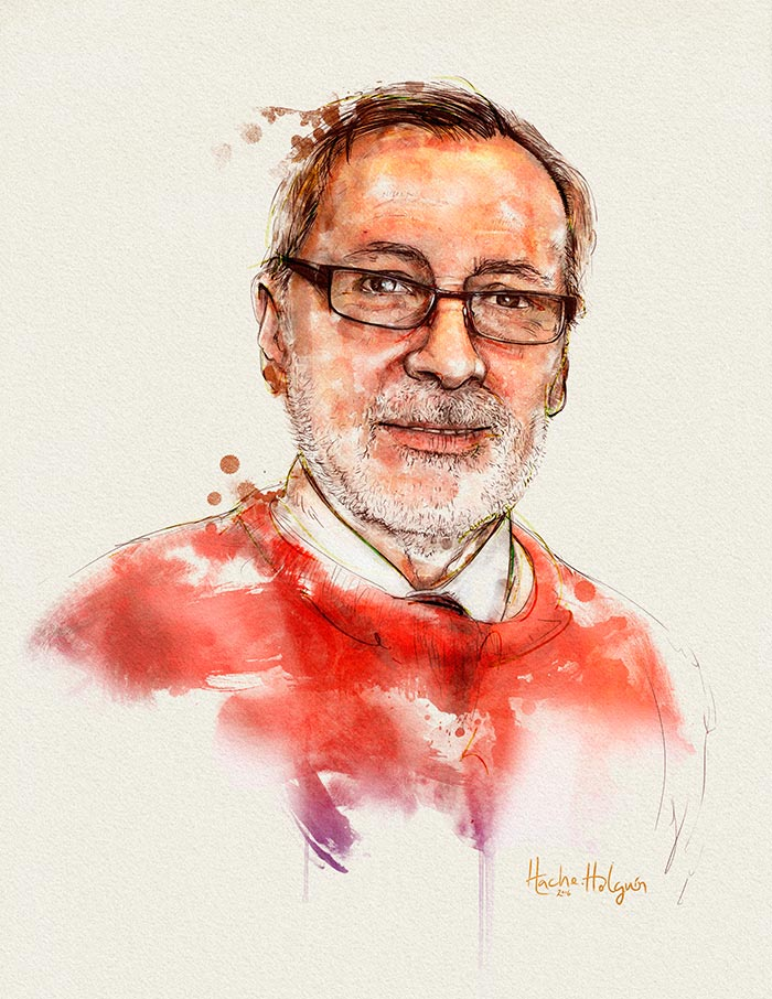 Jorge Consuegra por Hache Holguín