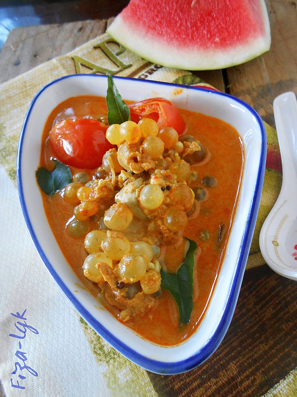 KARI TELUR IKAN DURI@MAYONG   Fiza's Cooking