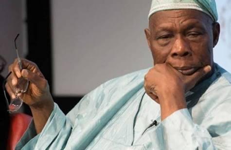 Obasanjo Describes Buhari As 'Too Weak', Begins International Moves For Atiku