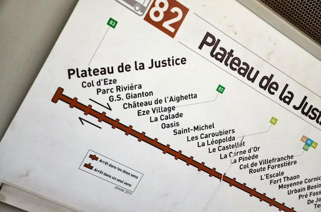 82번 버스 노선표