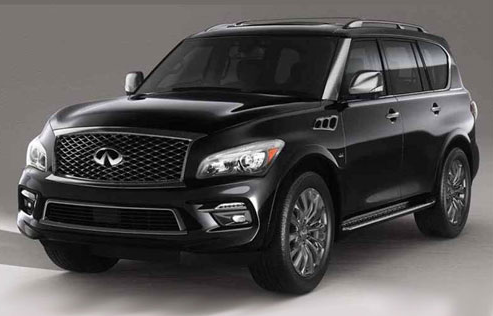 2018 Infiniti QX80 Review Design Release Date Price And Specs