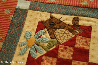 Ellie's Quiltplace Mini Quilt Club