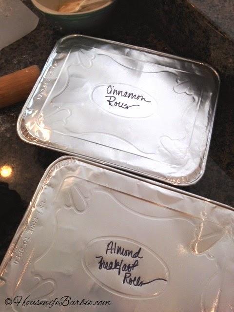 An American Housewife Homemade Almond Breakfast Rolls