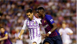 Real Valladolid vs Barcelona 0-1 Video Gol & Highlights