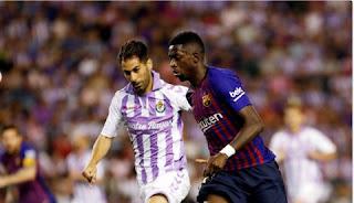 Real Valladolid vs Barcelona 0-1 Video Gol & Highlights