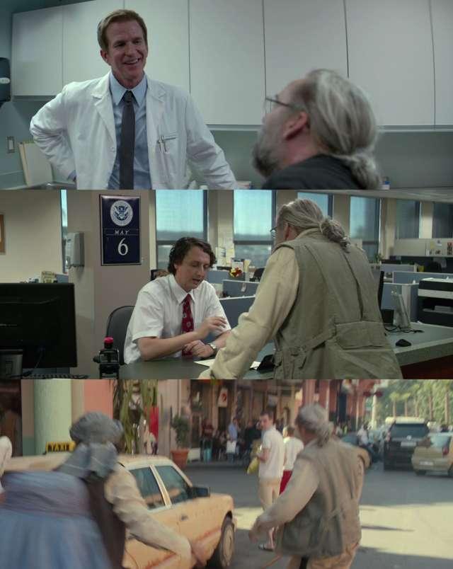 Salvando América (2016) HD 1080p y 720p Latino