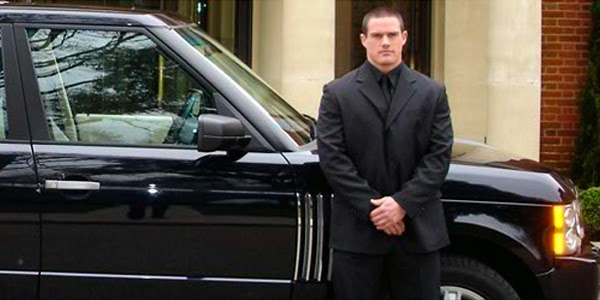 Driver Personal Bodyguard And
