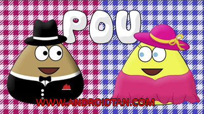 Pou Mod Apk v1.4.74 Unlimited Money Coins Terbaru