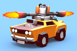 Crash of Cars Mod Apk 1.1.90 (Unlimited Money)