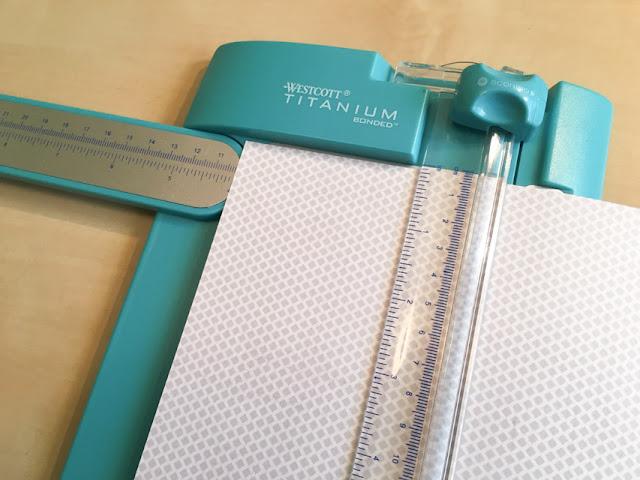 Westcott Titanium paper trimmer