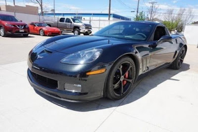 2012 Corvette Grand Sport Centennial Edition at Purifoy Chevrolet