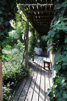 Schweizer Garten Blog Zuhause Image Idee