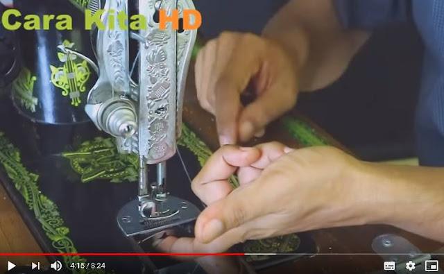 Penyebab dan Cara Memperbaiki jarum Mesin Jahit sering patah