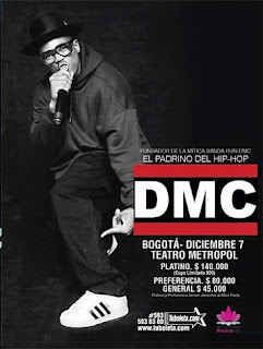 DMC en Bogotá