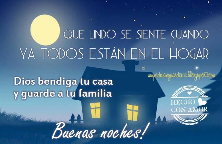 Imágenes Con Frases Buenas Noches