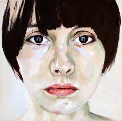 Expresivos retratos al Oleo.