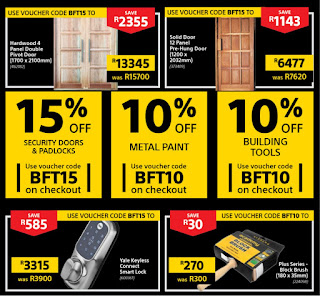 Builders Warehouse - Black friday - tuesday deals (Page 2)