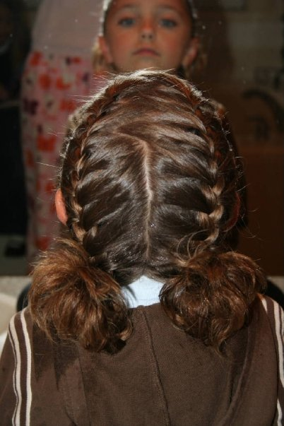 2601c3388d5f1 تسريحات شعر للبنات 2013 اجمل تسريحات شعر للاطفال 2013