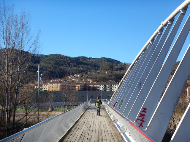 Puente peatonal de Santiago Calatrava