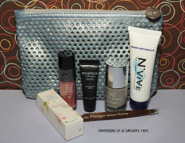 What's in my January 2017 Ipsy bag?