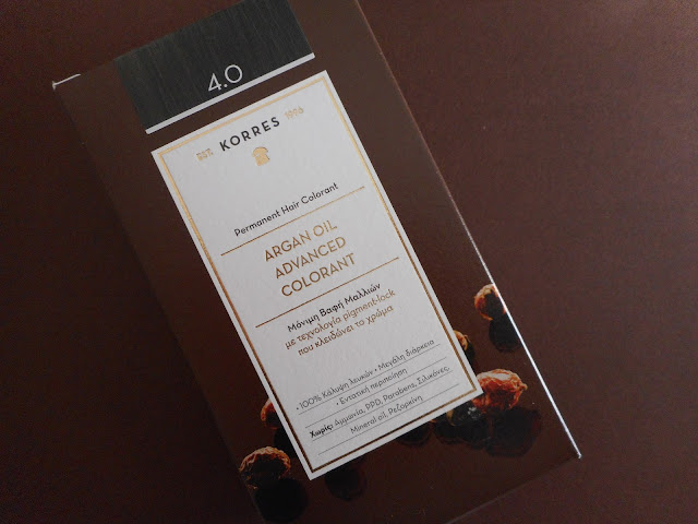 Korres Argan Oil Advanced Colorant