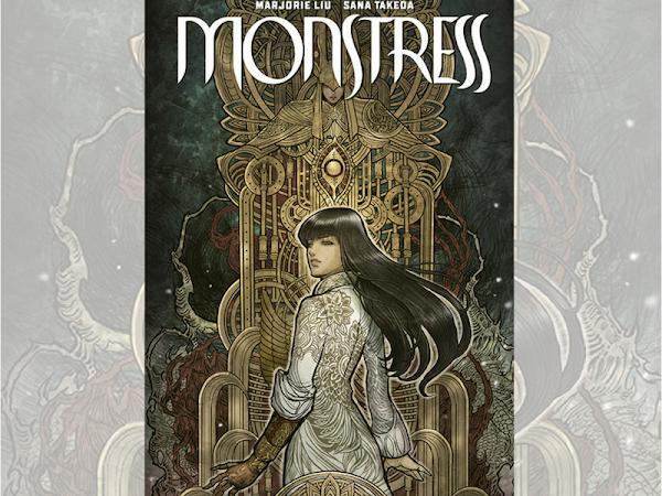Rezension zu Monstress - Das Erwachen von Marjorie Liu und Sana Takeda
