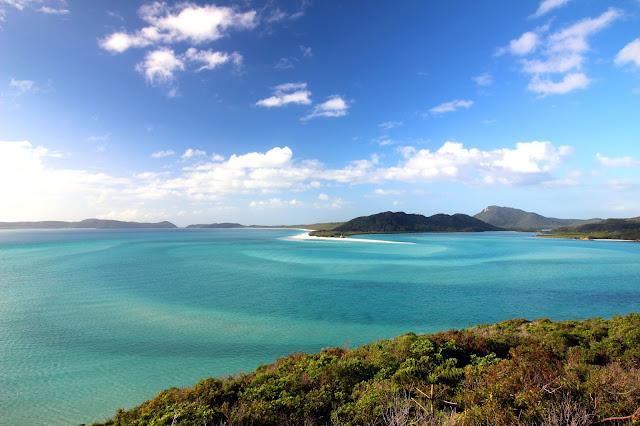 Eau turquoise des Whitsundays Australie