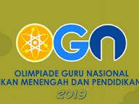 Pedoman OGN Pendidikan Menengah dan Pendidikan Khusus Tahun 2019