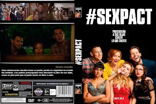CARATULANO ME LAS TOQUEN #SEXPACT - BLOCKERS 2018 [COVER - DVD]