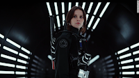 'Rogue One: A Star Wars Story' trailer debuts