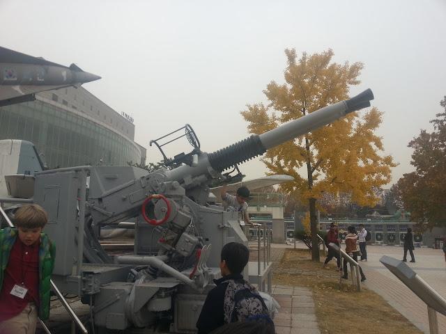 Anti-aircraft weaponry