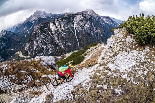 Bike MTB Mountainbike Monte Piano Monte Piana