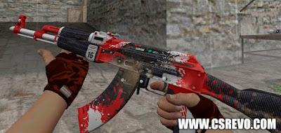 Skin AK47 - Roll Cage - HD CS 1.6, skins, ak 47
