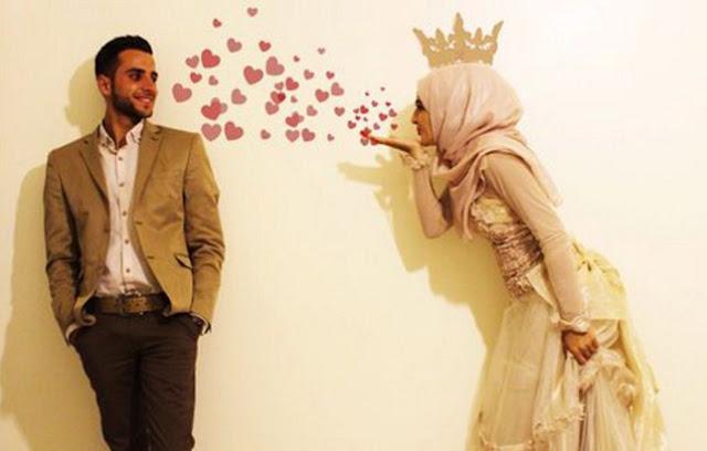 Istri butuh perhatian suami butuh kepercayaan