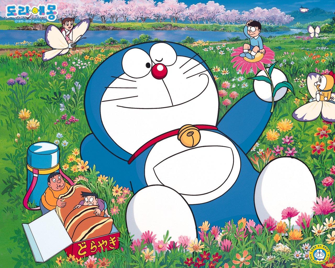 Gambar Wallpaper Doraemon Terbaru Kampung Wallpaper